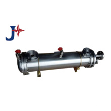 Intercambiador de calor de tubo y carcasa de acero inoxidable de alta calidad