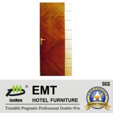 Puertas de madera del hotel de la alta calidad (EMT-HD01)