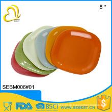 beste verkaufende Produkte der Qualität 12-Zoll-Plastikquadrat-Bambusplatte