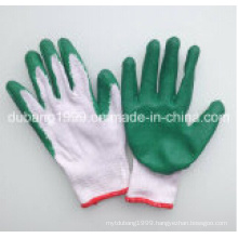 Working Safety Glove with Latex Coating Work Thin Glove in China
