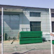 2018 modelos calientes de la venta de la venta 3d de los paneles baratos de la valla de los paneles sólidos de la valla del jardín