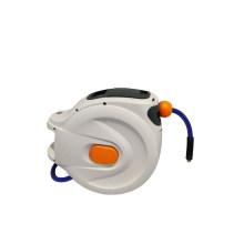 Настенный гибкий воздушный шланг с автоматической перемоткой
