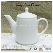 white ceramic tea pot,modern porcelain teapot,ceramic teapot wholesale,460ml ceramic tea pot