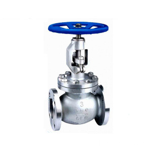API Cast Steel Flanged Globe Valves