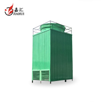 Square 200t counter flow cooling tower frp material