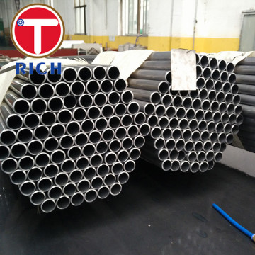 ASTM A179 Seamless Precision Cold Drawn Carbon Steel Tubes