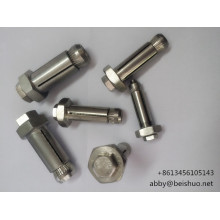 316 Stainless Steel Anchor Bolt Boxbolt Connection for Glass Facade