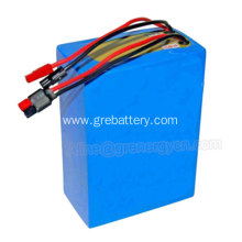 72V Lithium Ionen Motorcycle Batterie for Golf Cart