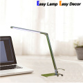 LED Touch Control Reading Table Lamp Metal Light