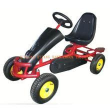 Pédale Go Kart avec roue pneumatique en caoutchouc