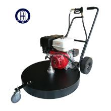 Power Surface Cleaner mit benzinbetriebenem Hochdruckreiniger