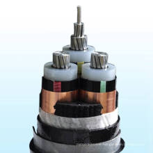 240mm xlpe 4 core armoured cable electric power cable