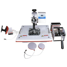 Multifonction Grand format Flatbed Heat Press
