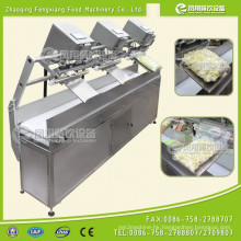 (FSDZ-3) Streamlined Vacuum (Gas Flushing) Packing Machine