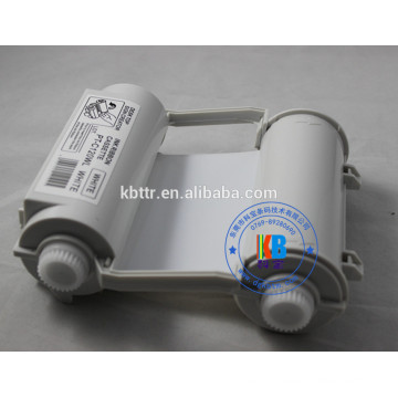 compatible type white Max ink ribbon for CPM-100 HG3C CPM100-HC bepop printer