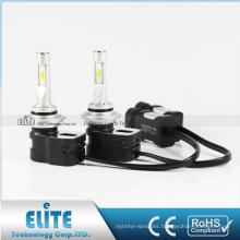 Auto Truck Mini T5 LED luces delanteras 9006W sistema de bulbos de la conversión de la linterna de las piezas