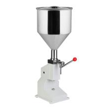 cream oil filling machine manual liquid filling machine