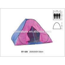 Tente imperméable portative de camp d'été de Wilder de solidité \ facile prenant la tente extérieure \ assez de pièce pour la tente d'utilisation extérieure