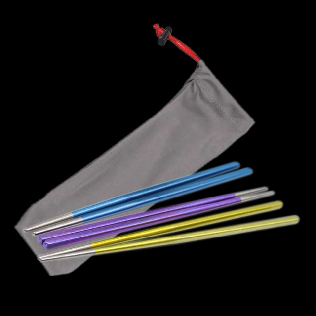 titanium chopsticks