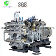 Compressed Natural Gas CNG Piston Compresor