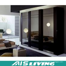 Moderne Schiebe Kleiderschrank Möbel mit Spiegel (AIS-W359)