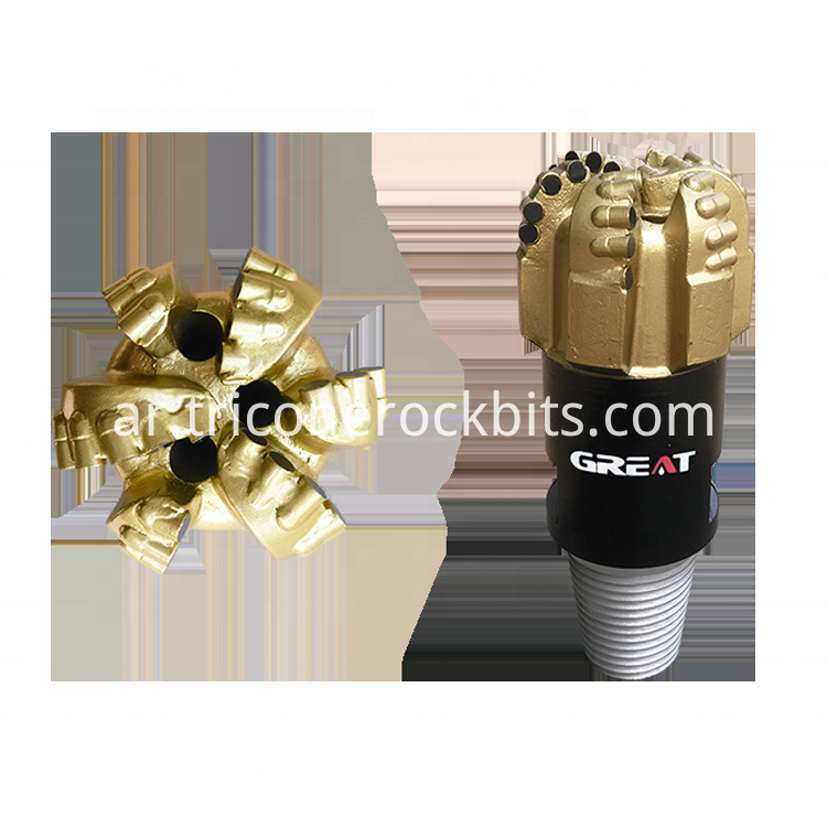 Pdc Tungsten Carbide Drilling Tool Diamond Core