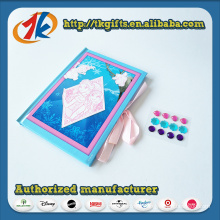 Beautiful Kids Notebook with Stickers