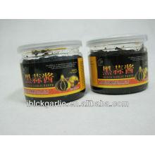 Healthy and Delicious Food--Black Garlic Puree