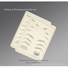 Pele de prática de maquiagem permanente (ZX-1041)