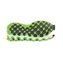 Запуск подошвенной одежды Нескользящие наружные туфли Sole Delicate Damping Sole Processing Customization