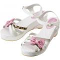 Новый дизайн горячей летом продажи оптовой моды безопасности женщин сандалии обувь