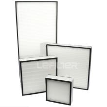 HEPA-фильтр с ламинарным воздушным потоком для фармацевтики