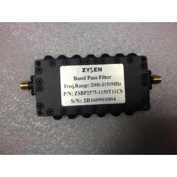 Cavity Band Pass Filter