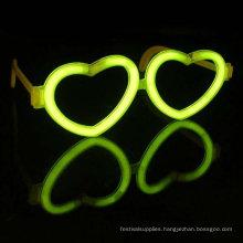 Heart Glow Glasses