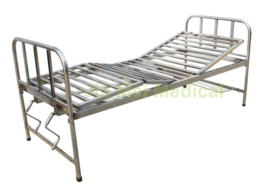 manual height adjustable bed