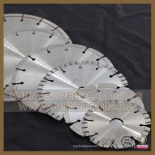 Laserschweißen Diamanttrennscheibe für Steinbeton