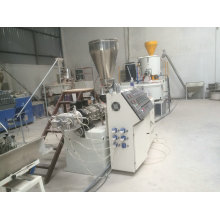 Máquina de coser de PVC / One Mold Four Strips