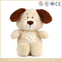 Wholesale Low Price Brown Plush Girl's Dog Toy