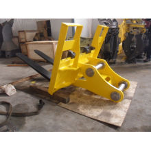KATO lift fork, pallet fork for excavator