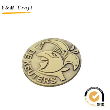 2016 New Arrival Metal Embossed Badge