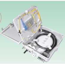Faseroptik-Klemmenkasten (FTB Modell 8H)