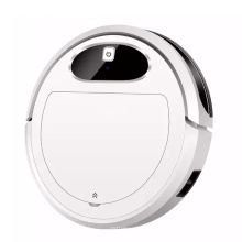 High Quality Ultra-Thin Smart Robot Vacuum Cleaner with Floor Mop Cleaning Function