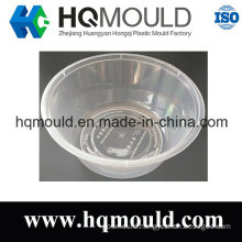 Plastic Disposable Bowl Injection Mould with High Polishing
