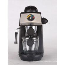 Nuevo diseño 4 tazas Steam Espresso Coffee Maker
