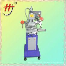 Machine automatique de tampon à chaud pour plastique