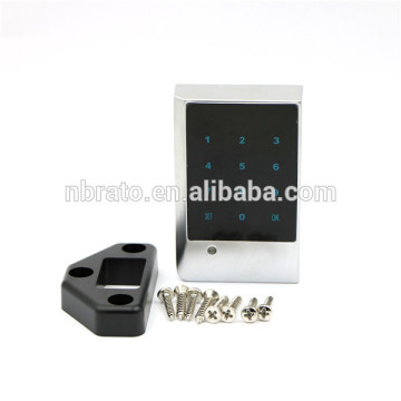 Intelligent Art Touch Panel Electronic Smart Digital Lock for Code Entering