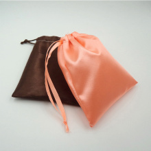Custom Drawstring Satin Fabric Dust Bag