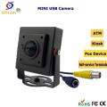 420tvl CCTV analoge Mini Pinhole Objektiv Kamera (SX-608AD-2)
