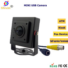 420tvl CMOS Analog Mini Camera pour ATM (SX-608AD-2C)