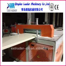 Wood Plastic Composites Door Board Making Machine Sjsz92/188-Qlm-China